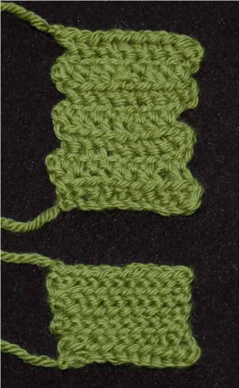 Crochet Vs Knit Scarf : CROCHET VS KNITTING How To Crochet