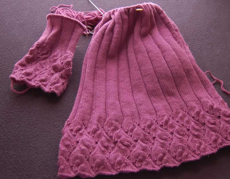 Chinese Lace Pullover